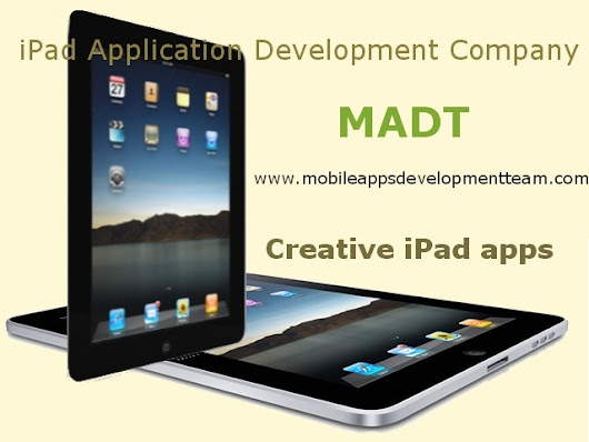 iPad App Development