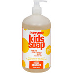 EO Products Everyone Soap For Every Kids, Orange Squeeze - 32 oz