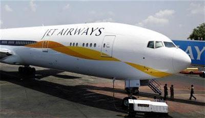 Hyderabad-Rajahmundry Jet Airways fare now Rs 716