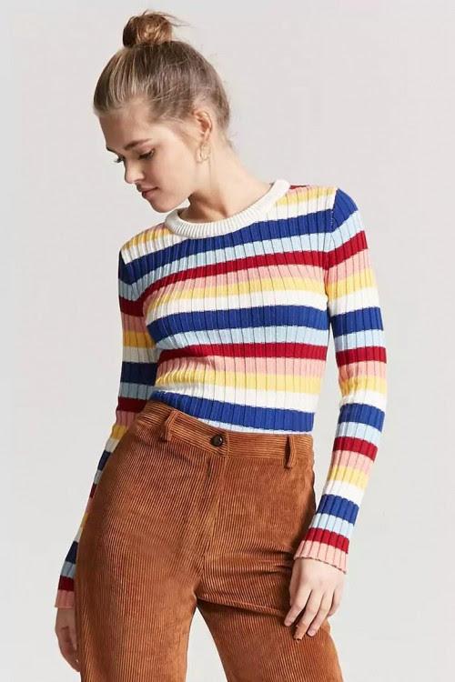 Tết 2018 đẹp rạng ngời với 16 items thời trang mang họa tiết cầu vòng - Ảnh 3.