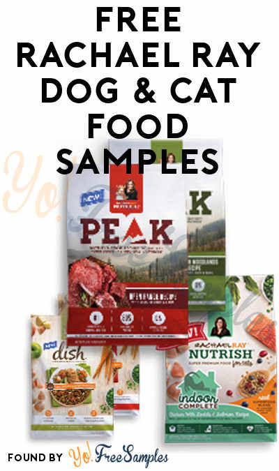 Rachel Ray Dog Food Coupons