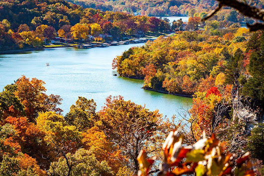 Vote - Lake of the Ozarks - Best Destination for Fall Foliage Nominee: 2018 10Best Readers' Choice Travel Awards