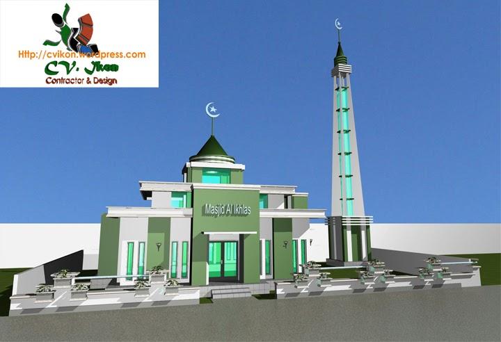Gambar Tempat Ibadah Umat Beragama Di Indonesia - Gambar Con