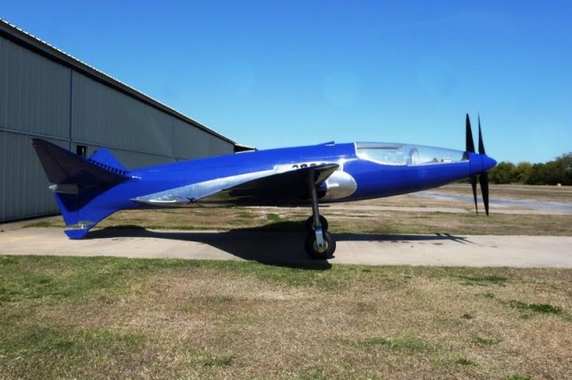 The 1937 Bugatti 100P airplane reconstructed | WordlessTech