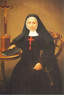 ST. MARY Frances Schervier