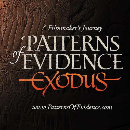 Patterns of Evidence: The Exodus DVD review and GIVEAWAY!