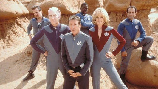 Sci-fi satire Galaxy Quest on its way to becoming a TV show