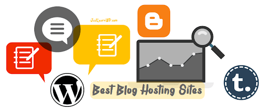 Best Blog Hosting Sites - Start Blogging Online Today
