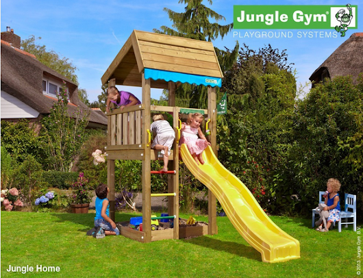 News - What Climbing Frame Suits My Small Garden?