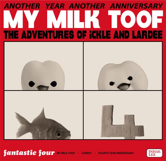 My Milk Toof Book2 Anniversary