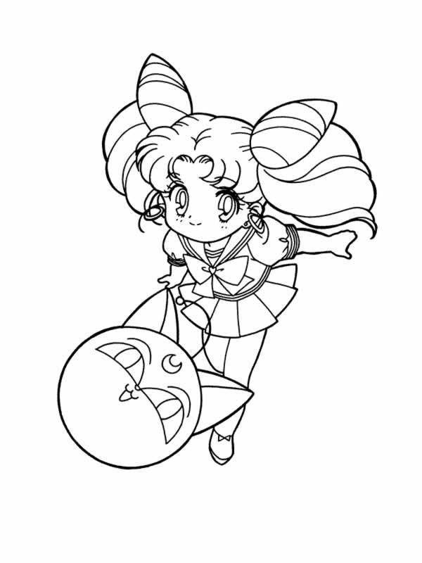 Sailor Moon 8 Disegni Per Bambini Da Colorare Auto Electrical