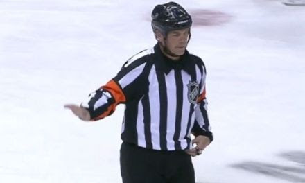 KHL Player Suspended For Checking Referee - Scouting The Refs