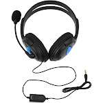 Garmin Wired Gaming Headset with Microphone for Sony PS4 PlayStation 4