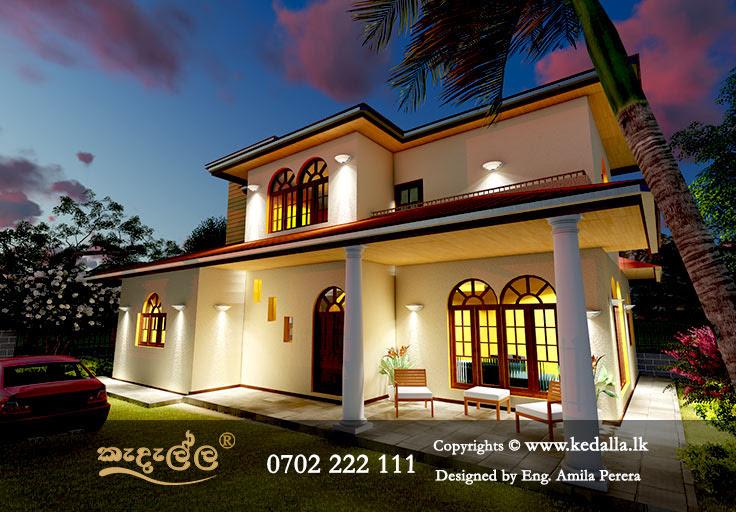 House Designs Home Plans House Plans In Sri Lanka Kedella