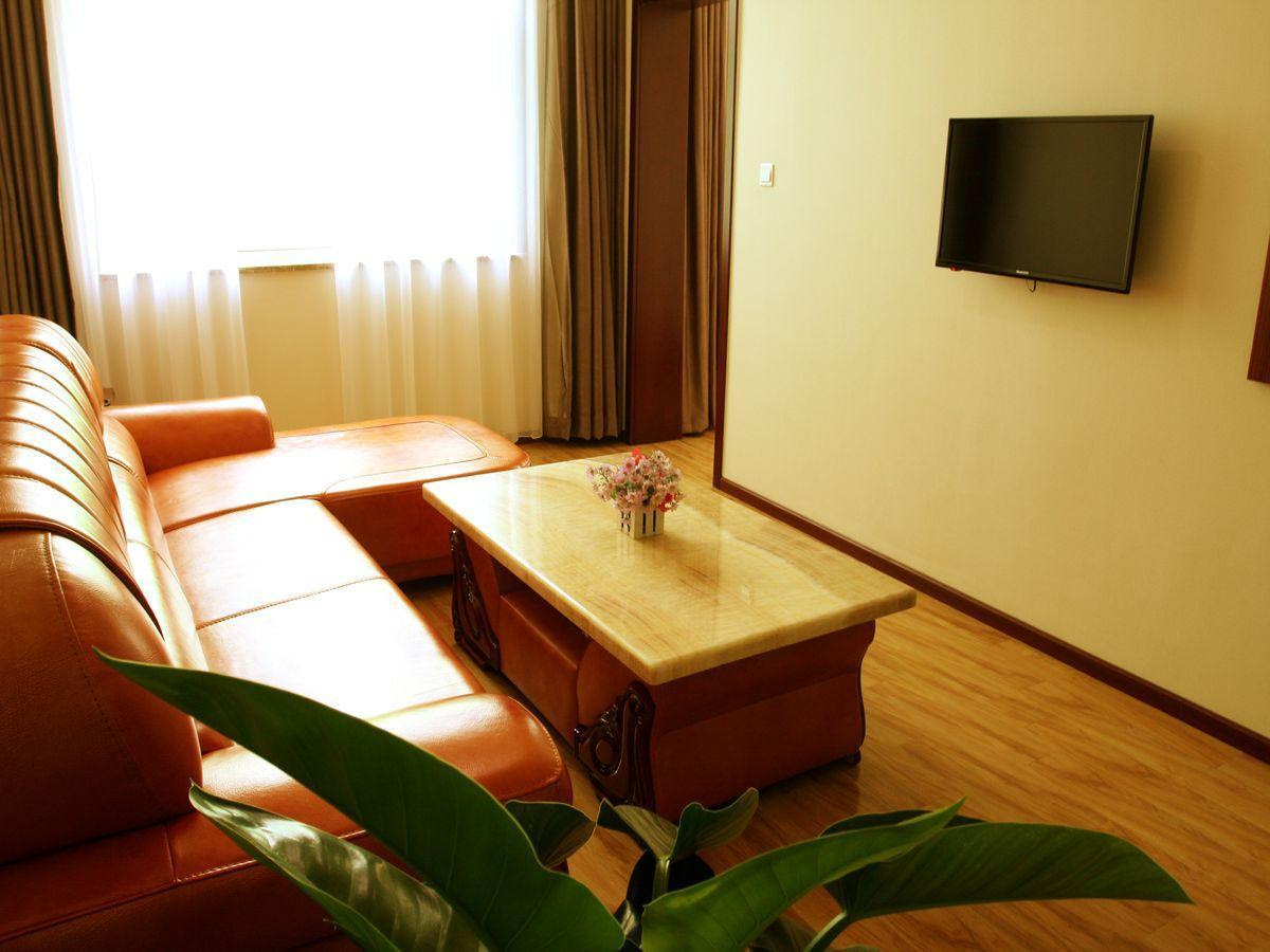 Beijing Wanjia Traders Hotel Reviews