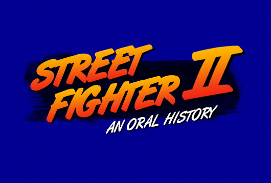 Street Fighter 2: An Oral History