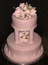 Wedding cake   Wikipedia