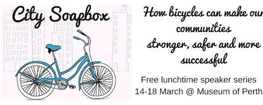 CBD speaker series explores how bicycles can make communities happier, healthier and more successful - University Bicycle Club UWA