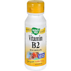 Natures Way Vitamin B2, 100 mg Riboflavin, Capsules - 100 capsules