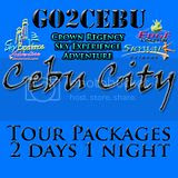Cebu City + Crown Regency Sky Experience Adventure Tour Itinerary 2 Days 1 Night Package