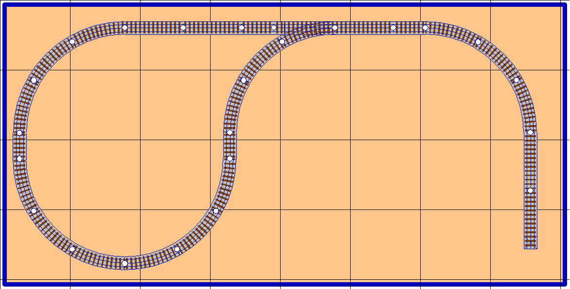 Useful Model Train Layout Types