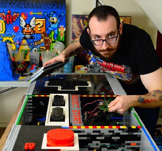 LEGOformers: Retro Consoles And Handhelds In Disguise | AUSRETROGAMER
