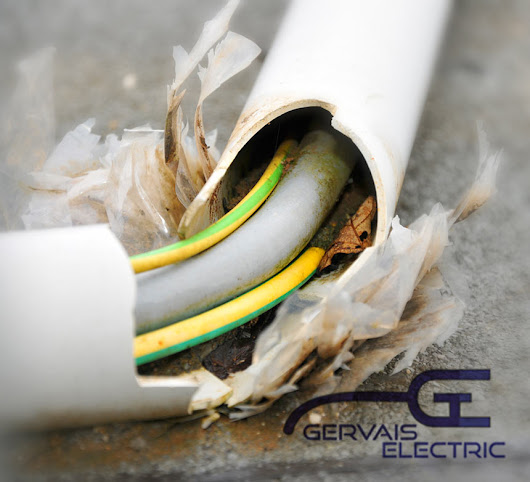 Identifying Common Electrical Hazards - Gervais Electric