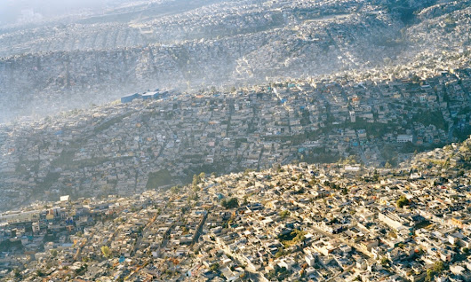 Over population, over consumption - in pictures