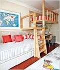 10 Built-in Bunk Bed Kids Rooms with Clever Use of Space