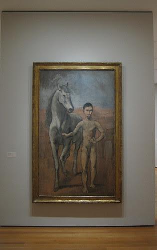 Boy Leading a Horse, 1905-06, Pablo  Picasso _7443 (m)