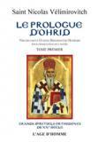 Nicolas Vélimirovitch - Le Prologue d'Ohrid t. I (janvier-avril)