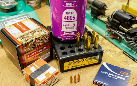 How To: Tips For Reloading the .223 Remington | Gun Digest