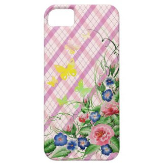 Fine flowers iPhone 5 case