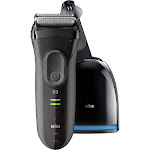 Series 3 ProSkin 3050cc Electric Shaver for Men / Rechargeable Electric Razor, Black