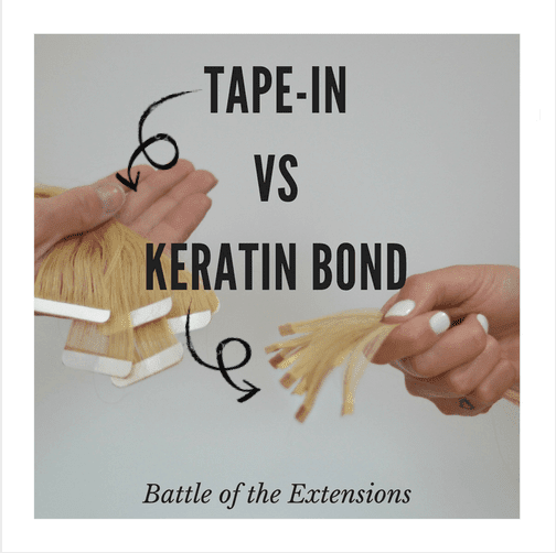 Battle of the Hair Extensions (& what you NEED to know)