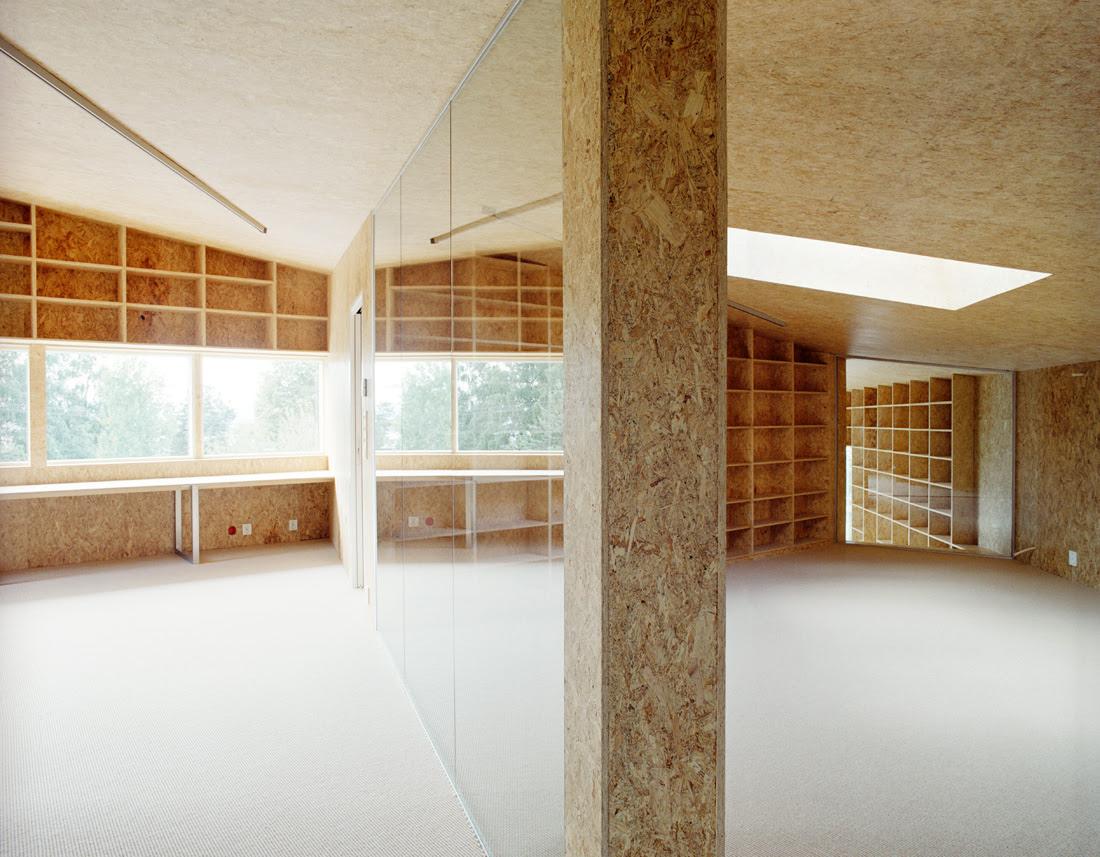 Triangle-House, JVA, Architecture, Design, House, Interiors