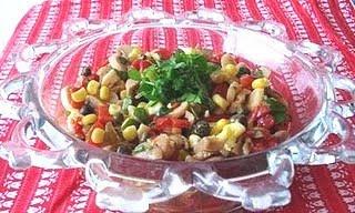 Mantar salatası 2
