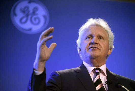 With Oil Deal, GE CEO Immelt Revamps His Strategy