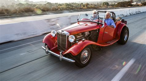 141208 2832926 1952 MG TD Hot Rod