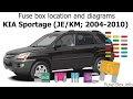 Get 07 Sportage Blower Motor Wiring Diagram Background