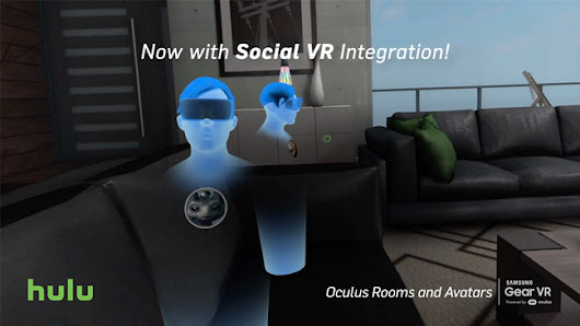 Hulu VR Now Adds Oculus Rooms, Avatars and Touch Support