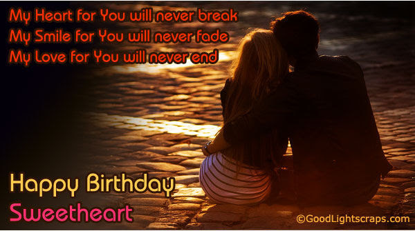 Happy Birthday Sweetheart Pictures Photos And Images For Facebook