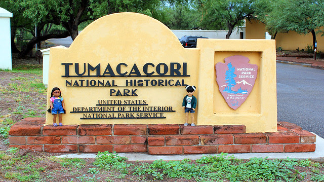 Tumacacori National Historical Park