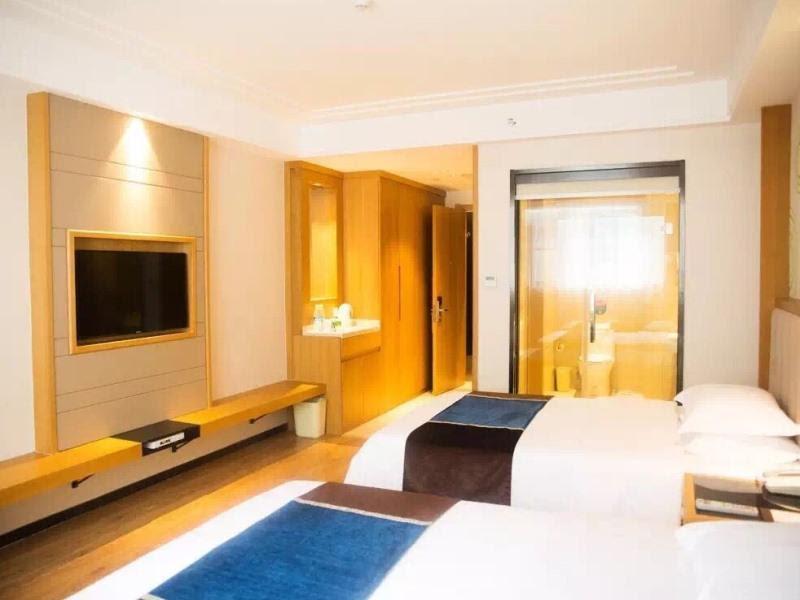 GreenTree Inn Taizhou Taixing Middle Guoqing Road Business Hotel Discount