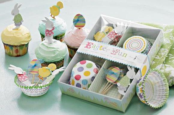 easter cupcake decorating williams sonoma