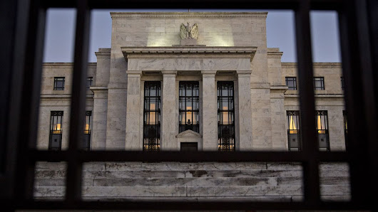 Fed Says Almost All Districts Saw Modest to Moderate Growth