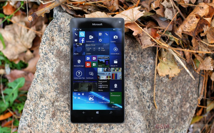 Microsoft Lumia 950  time-saver review
