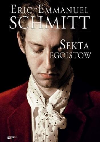 Okładka książki Sekta egoistów