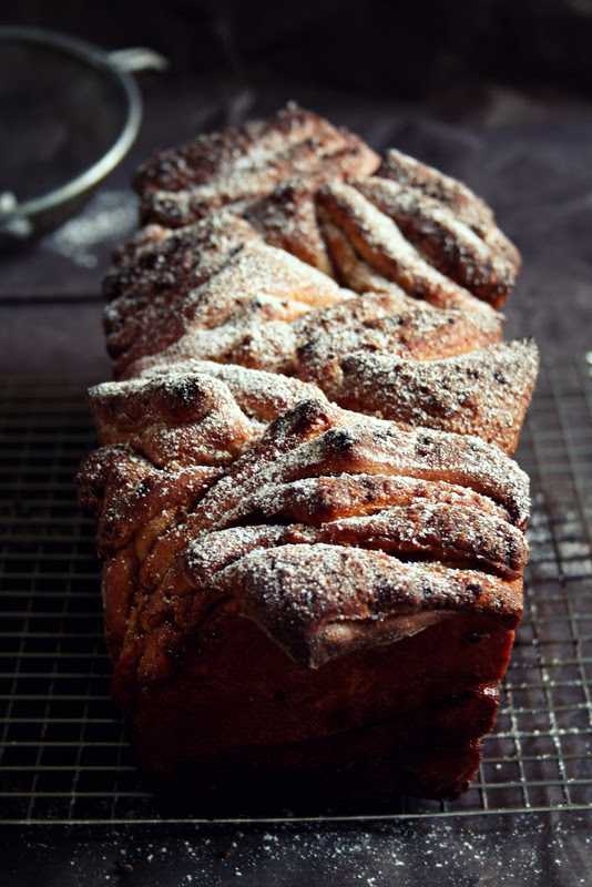 Brown Sugar pull-apart coffee cake 145-1