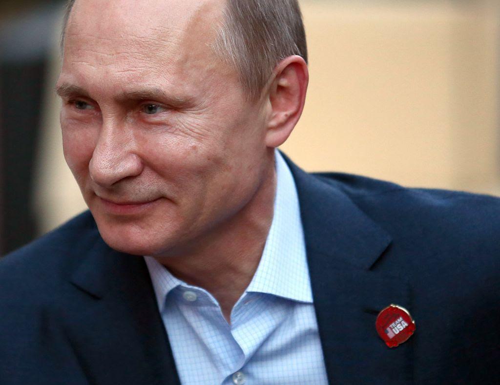 In Sochi, as at all Olympics since 1936, politics lurks ...